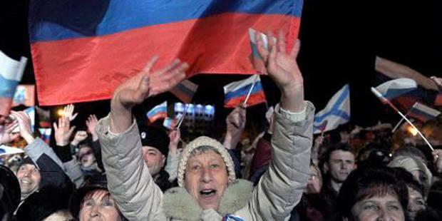 Ukraine: la Crimée dissout les unités militaires sur son sol - La DH