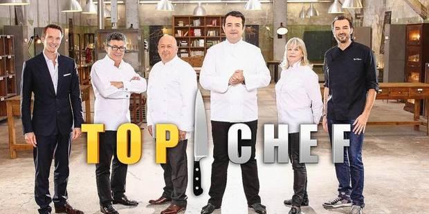 Une suite à Top Chef - La DH