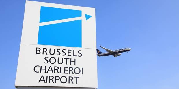 L'aéroport de Charleroi, 4e meilleur aéroport low-cost du monde - La DH
