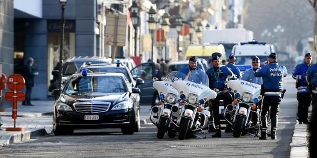 Bruxelles à nouveau en état de siège - La DH