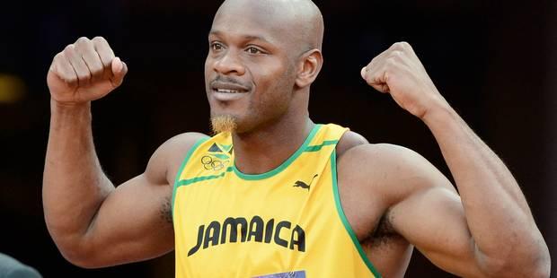 Asafa Powell suspendu 18 mois pour dopage - La DH