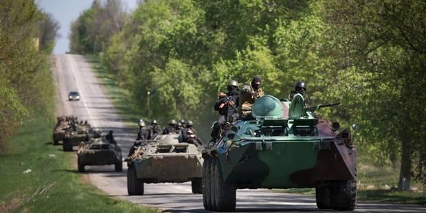 """Ukraine: les observateurs de l'OSCE, des """"espions de l'Otan"""" - La DH"""