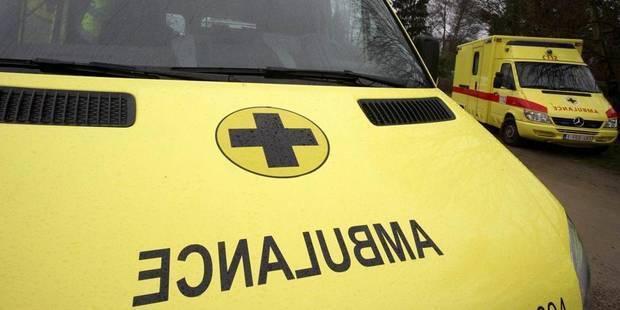 Neupré: Un grave accident sur la route du Condroz fait un mort et trois blessés - La DH
