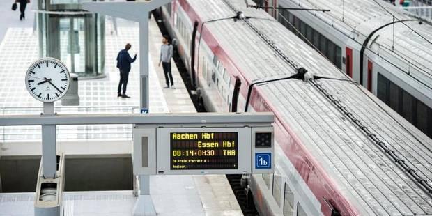 Elections 2014: un billet de train gratuit pour aller voter - La DH