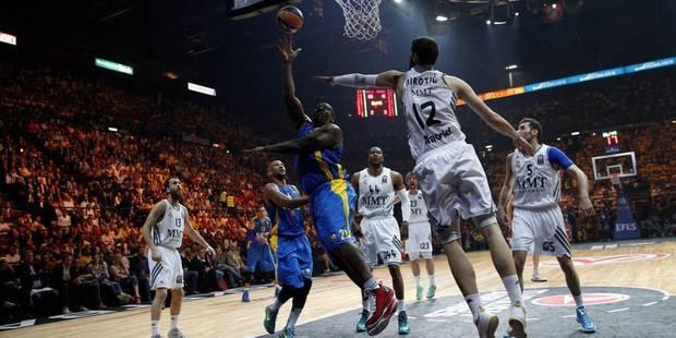 Ce match de basket qui provoque une vague de tweets antisémites - La DH