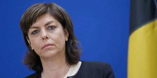 Le radicalisme: une priorité politique et budgétaire pour Milquet - La DH