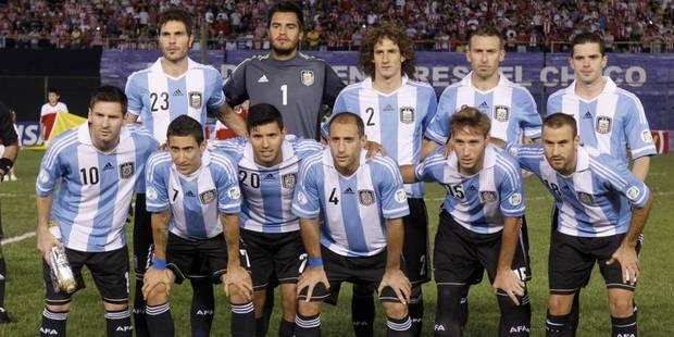 Mondial 2014: l'Argentine avec Messi et Biglia, mais sans Banega - La DH