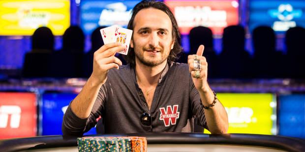 Poker: Troisième bracelet de champion du monde pour Davidi Kitai ! - La DH