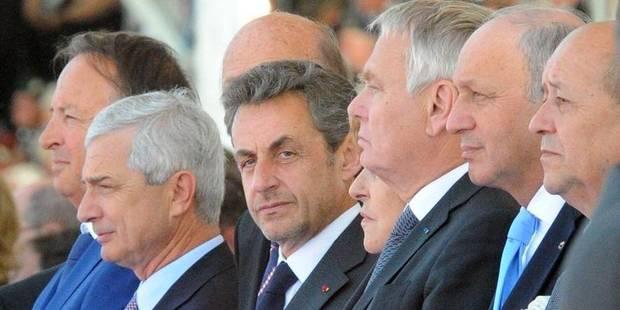 En coulisses, Sarkozy flingue l'UMP - La DH