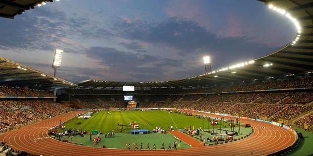 Le stade Roi Baudouin ouvre ses portes pour les Diables - La DH
