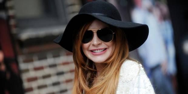 Lindsay Lohan cherche une maison à Londres - La DH