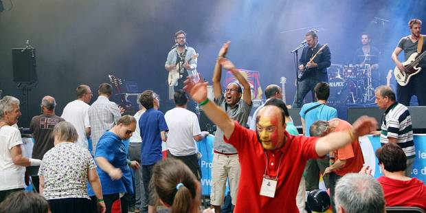 500 festivaliers pour le premier Unisound - La DH