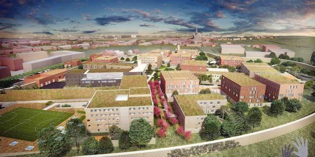 La Méga-prison en concertation - La DH