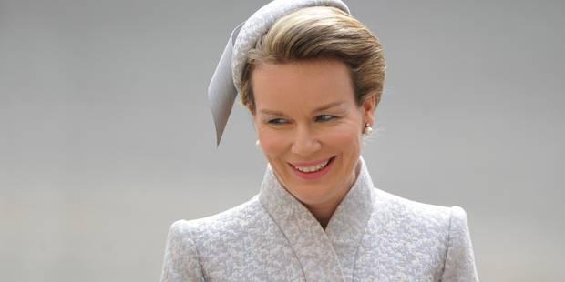 """Retour sur le look """"royal"""" de Mathilde - La DH"""