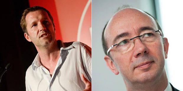 Gouvernements wallon et FWB: Magnette et Demotte Ministres-Présidents - La DH