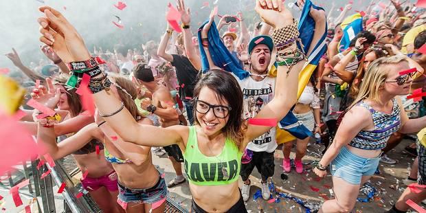 Tomorrowland: Un festival bien de chez nous - La DH