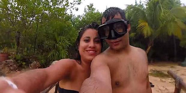 Un couple échappe de justesse à la foudre (VIDÉO) - La DH