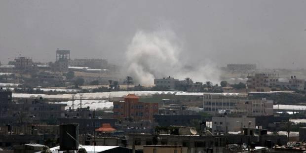 Gaza: La trêve vole en éclats, nouveau bain de sang - La DH