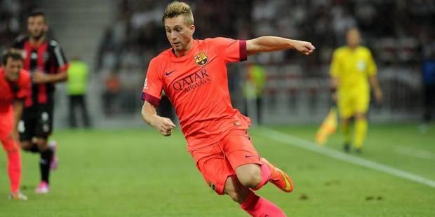 Le jeune talent de Barcelone, Gerard Deulofeu, prêté au FC Séville - La DH