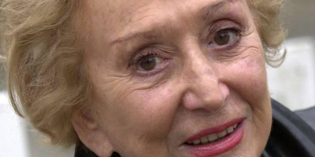 La célèbre animatrice radio Ménie Grégoire est décédée - La DH
