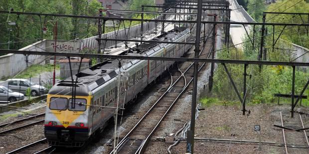 Circulation des trains rétablie entre Bruxelles et Ottignies - La DH
