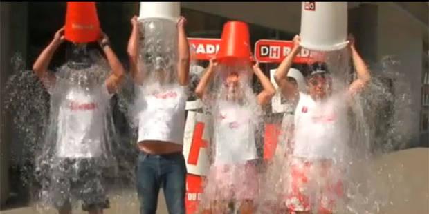 Ice Bucket Challenge: la DH nomine Sophie Pendeville, Emilie Dupuis, Elio Di Rupo et Jérôme de Warzée - La DH