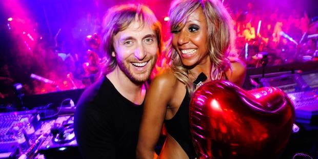 Cathy Guetta officialise son divorce avec David - La DH