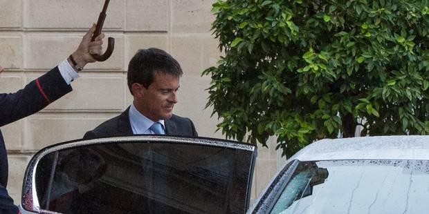 """Deuxième Valls sans les """"frondeurs"""" - La DH"""
