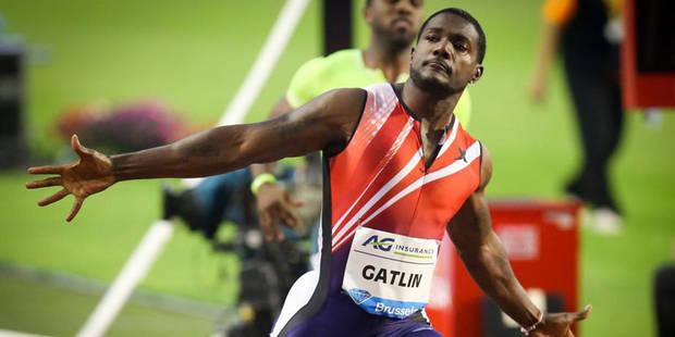 Gatlin: ?C'est Bolt que je veux battre!? - La DH