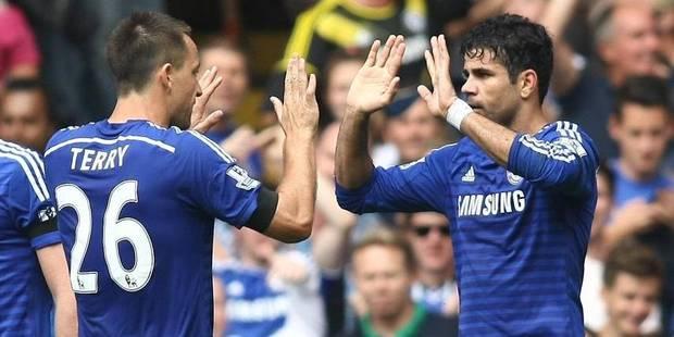 Premier League: Arsenal et City frustrés, Costa réveille Chelsea - La DH