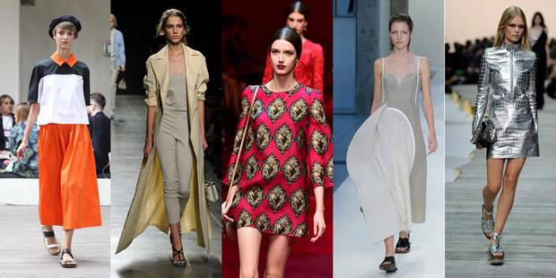 Comment Milan a pensé nos garde-robes estivales... - La DH