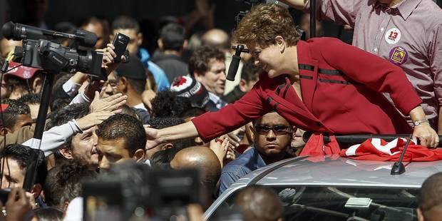 Brésil: chasse aux indécis avant la présidentielle de dimanche - La DH