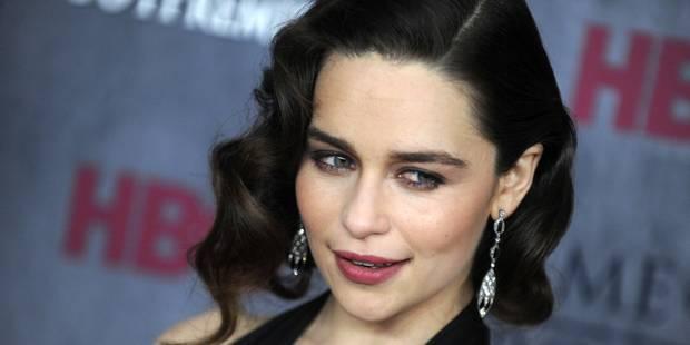 Emilia Clarke, la plus désirable - La DH