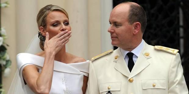 Officiel: Charlène de Monaco attend des jumeaux - La DH