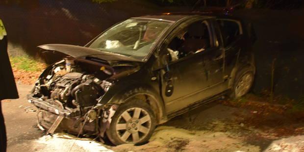 Un carolo de 21 ans se tue sur la N5 à Walcourt - La DH
