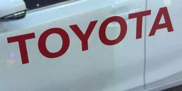 Toyota rappelle 1,67 million de voitures dans le monde - La DH