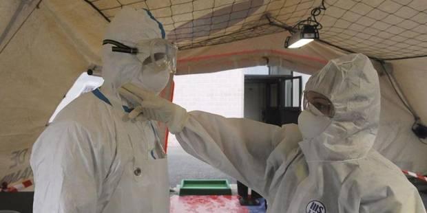 """Ebola: Brussels Airlines veut une """"prime"""" OMS - La DH"""