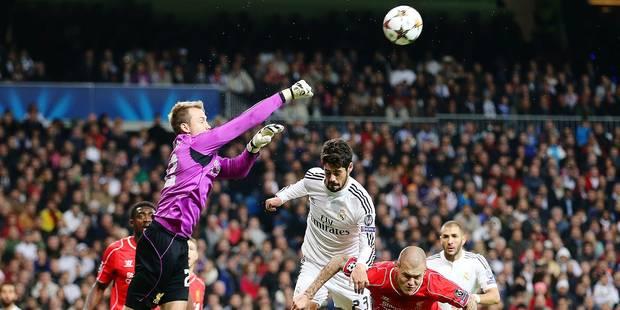 Mignolet dribble Ronaldo et le prive de son record - La DH
