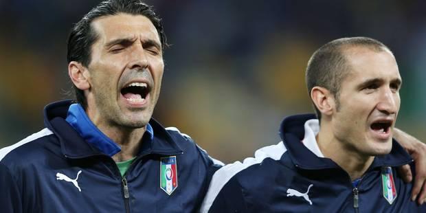 Buffon et Chiellini prolongent à la Juventus - La DH