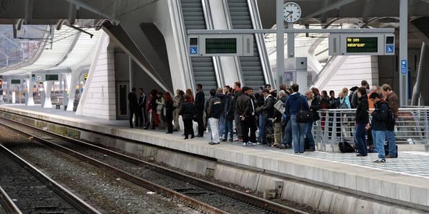 Grèves tournantes: tous les voyageurs ne recevront pas une compensation de la SNCB - La DH