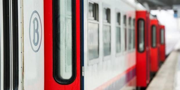 Un autre mineur se jette sous un train en région liégeoise - La DH