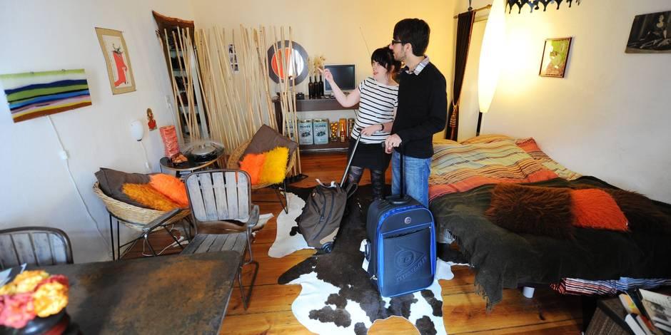 Airbnb belgique