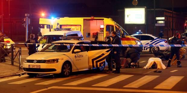 Collision frontale à Bruxelles : Une jeune femme de 21 ans décède - La DH
