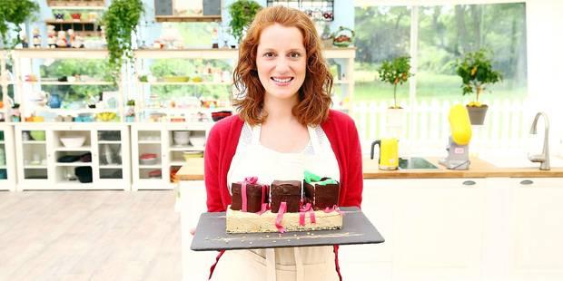 """Anne-Sophie du Meilleur pâtissier: """"Mercotte est mon modèle !"""" - La DH"""