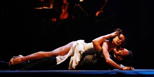 Le véritable tango argentin - La DH