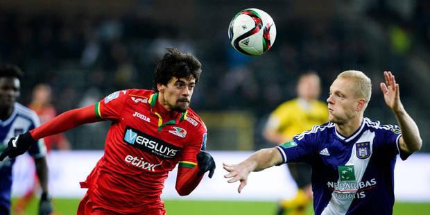 """Canesin : """"Trop de respect pour Anderlecht"""" - La DH"""