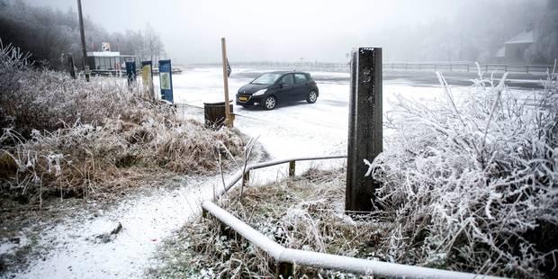 Chutes de neige et verglas: cette nuit la vigilance sera renforcée sur les routes - La DH