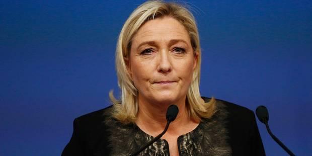 L'inquiétante déclaration de Marine Le Pen sur France 2 - La DH