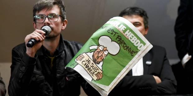 """Charlie Hebdo: le journal """"défend la liberté de religion"""" - La DH"""