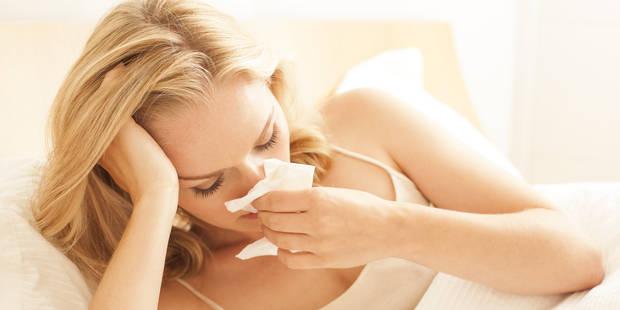 Une épidémie de grippe frappe la Belgique - La DH